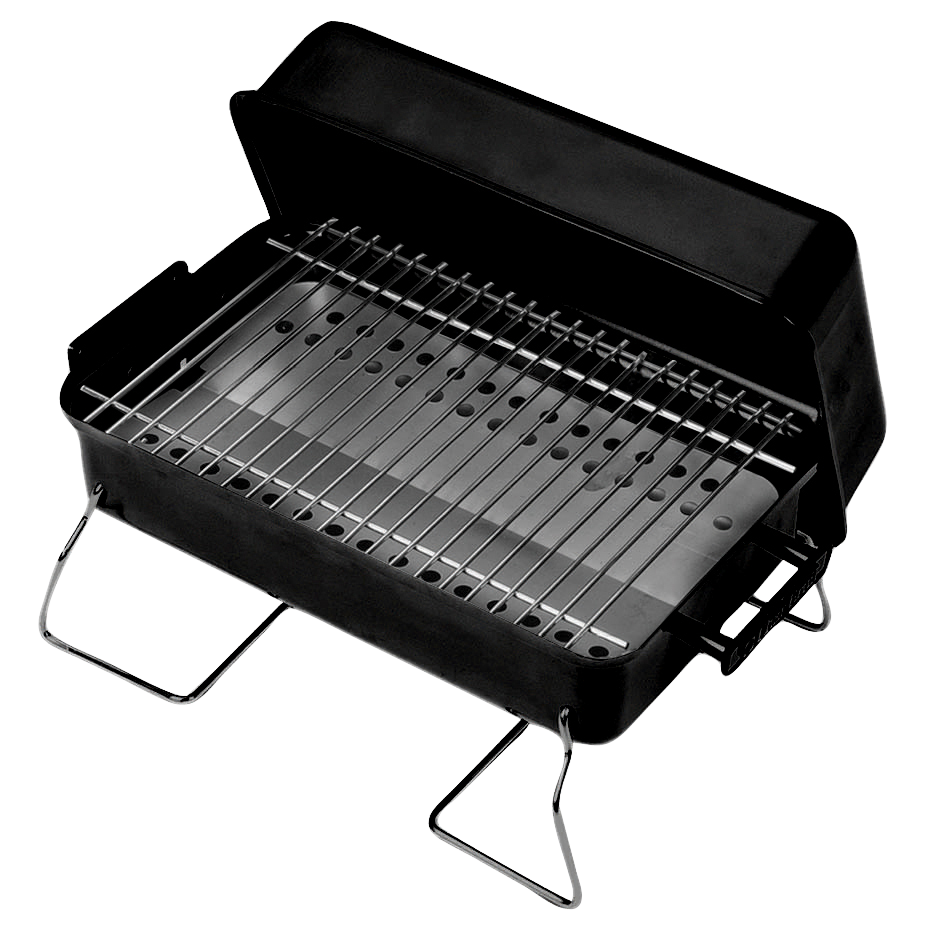 Portable Tabletop Charcoal Grill
