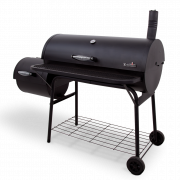 DELUXE OFFSET SMOKER-58597