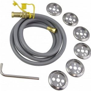 COMMERCIAL SERIES NATURAL GAS CONVERSION KIT - 4984619-0