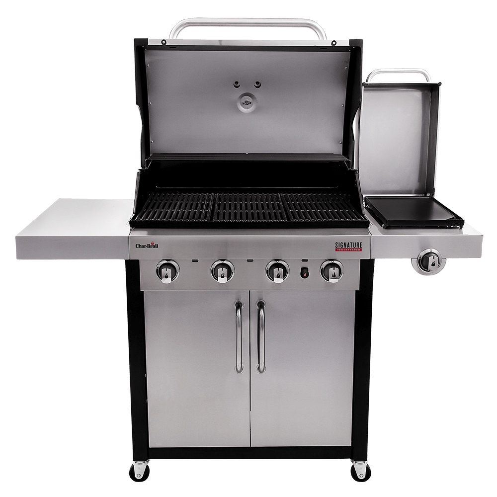 Gas Grills Product ~ Signature™ tru infrared™ burner gas grill