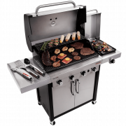SIGNATURE™ TRU-INFRARED™ 4 BURNER GAS GRILL-70358
