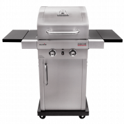 SIGNATURE™ TRU-INFRARED™ 2 BURNER GAS GRILL-0
