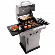 SIGNATURE™ TRU-INFRARED™ 2 BURNER GAS GRILL-70337