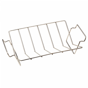 Stainless Steel Roast & Rib Rack-0